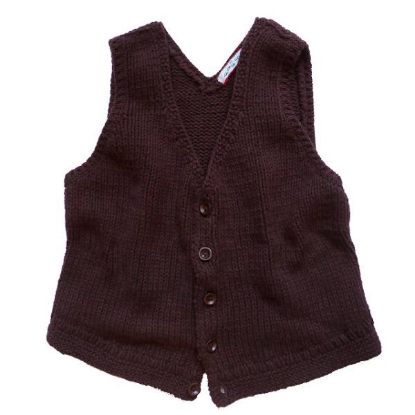 45RPM knit vest